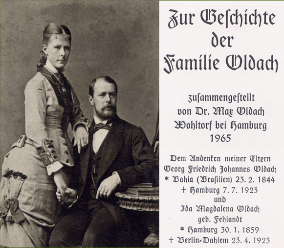 Familie Oldach